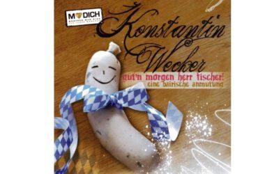 Konstantin Wecker singt Lied von Theo Prosel